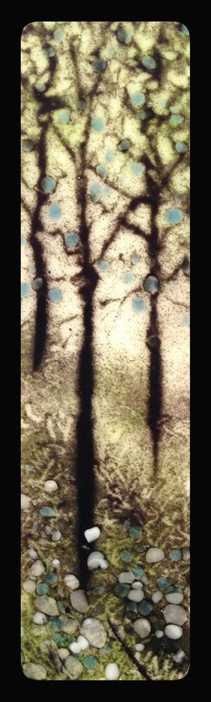 """Shady Trees"" original fine art by Kelly Alge"