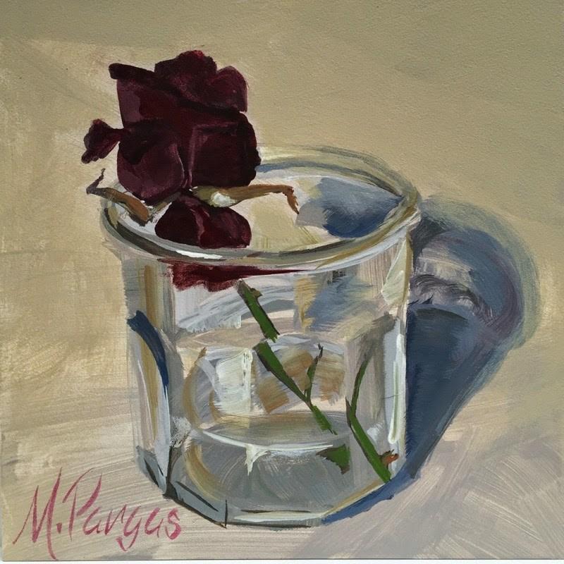 """Past Promise"" original fine art by Mary Pargas"