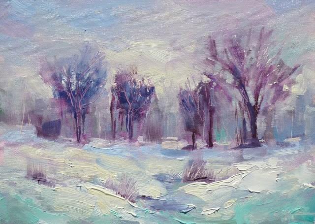"""Pastel or Oil? Taking on the Challenge"" original fine art by Karen Margulis"