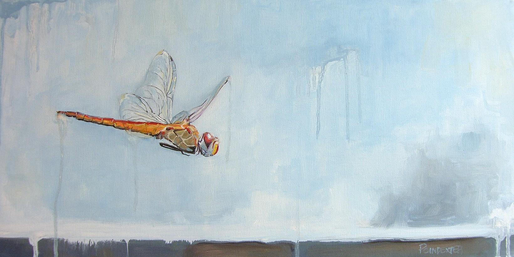 """""""Swept Away"""" original fine art by Dianna Poindexter"""