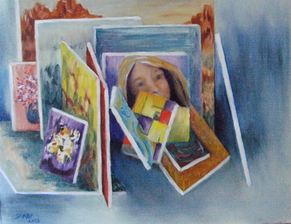 """Some day"" original fine art by Lynn Darby"