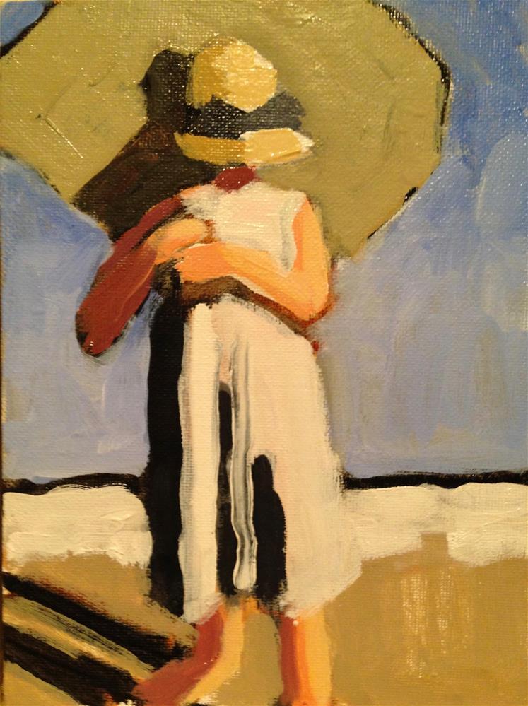 """""""Butter Light"""" original fine art by Pamela Hoffmeister"""