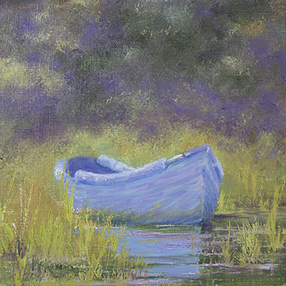 """""""Await"""" original fine art by Judith McKenna"""