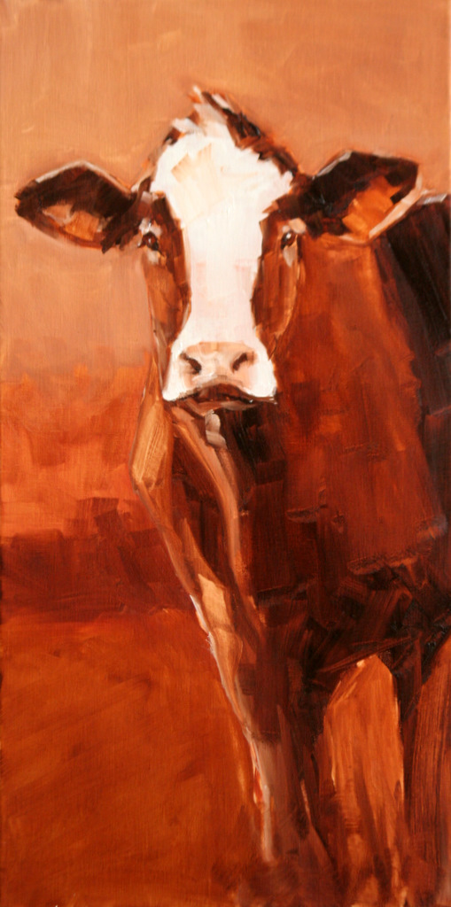 """Tennessee beauty"" original fine art by Carol Carmichael"