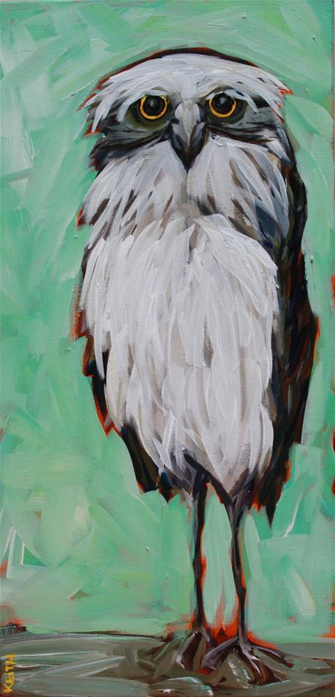 """Jed"" original fine art by Kandice Keith"