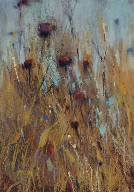 """""""Three Ways to Create Depth in Grasses"""" original fine art by Karen Margulis"""