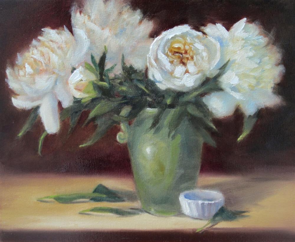 """""""Still Moment"""" original fine art by Pat Fiorello"""