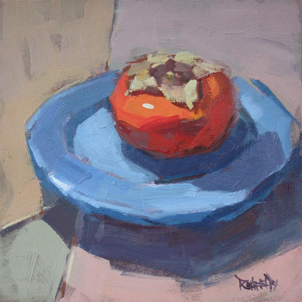 """Seasonal Fruit"" original fine art by Cathleen Rehfeld"