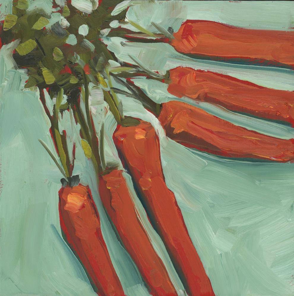 """1300: Pretty Bunch"" original fine art by Brian Miller"