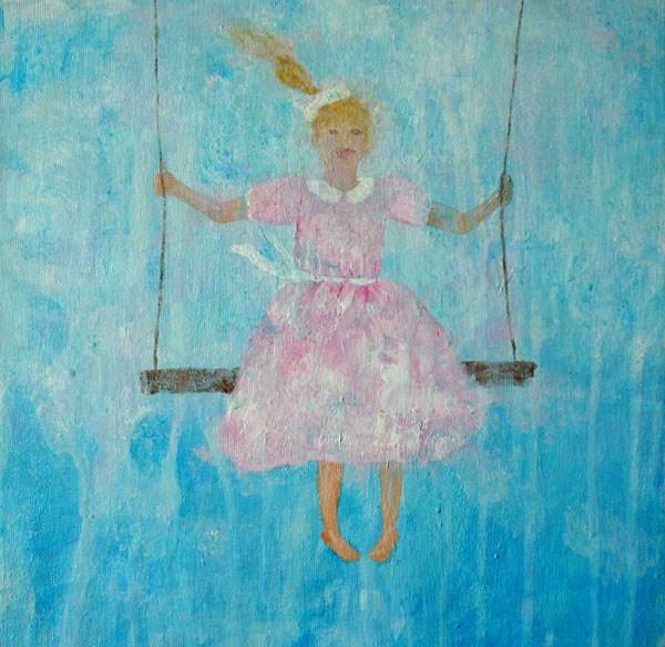"""Faded Memories"" original fine art by Sunny Williams"