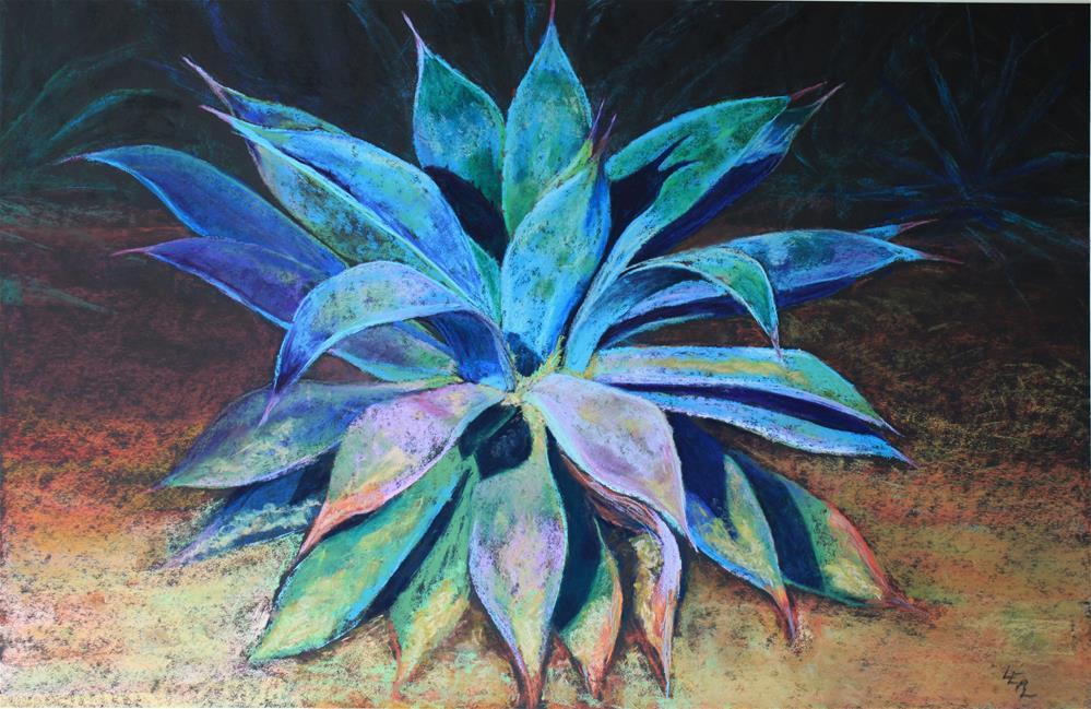 """Leaves upon Leaves"" original fine art by Anna Lisa Leal"