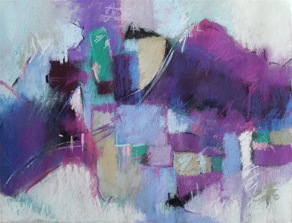 """Untitled 28"" original fine art by Cindy Haase"