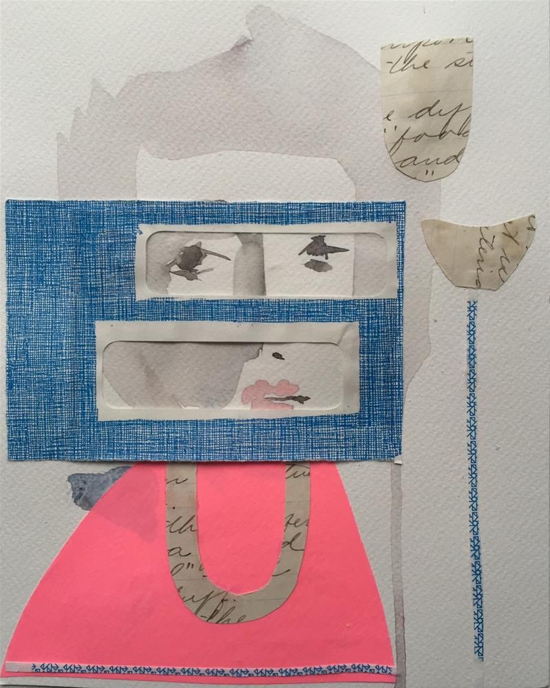 """186 Understudy"" original fine art by Jenny Doh"