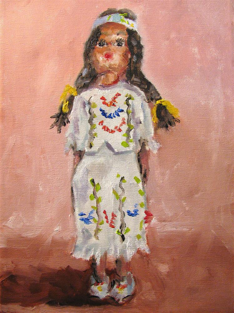 """""""Smokey MountainTreasure"""" original fine art by Susan Elizabeth Jones"""
