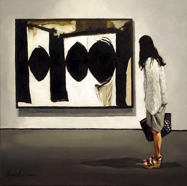 """Form and Function"" original fine art by Karin Jurick"