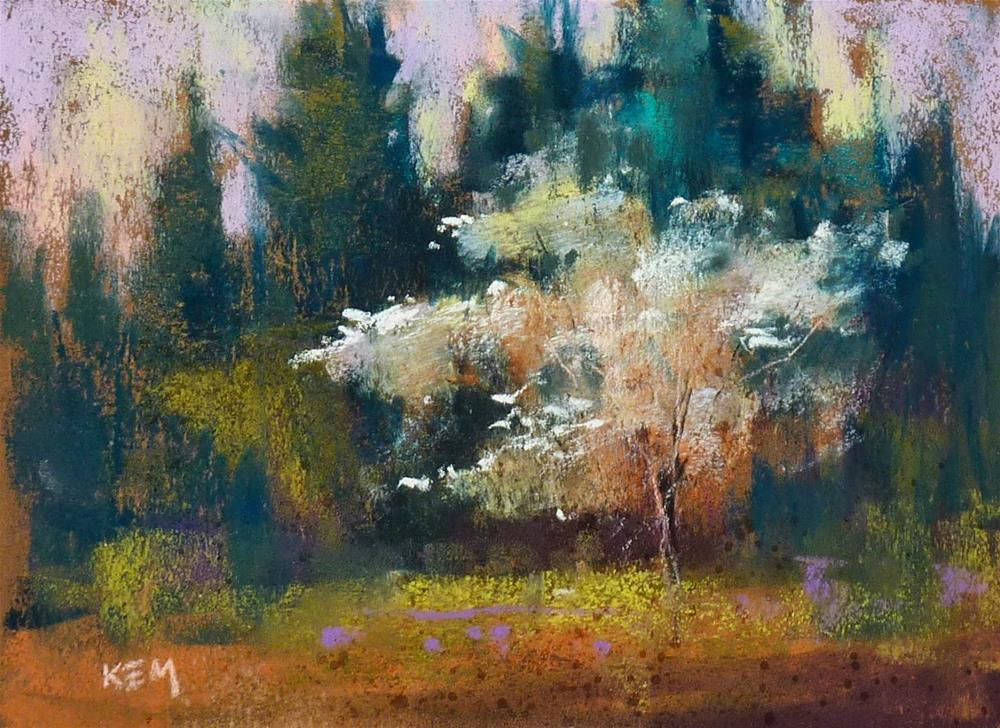 """Keeping Plein Air Painting Simple"" original fine art by Karen Margulis"