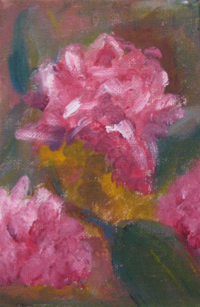 """Untitled"" original fine art by Susan Elizabeth Jones"
