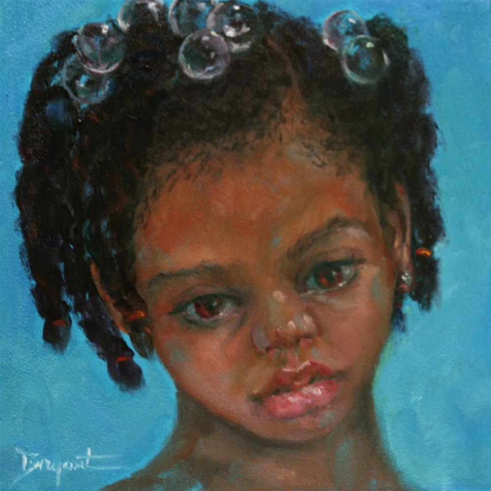 """Daydreamin'"" original fine art by Debra Bryant"