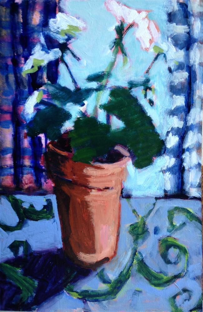 """Elegant Whites"" original fine art by Pamela Hoffmeister"