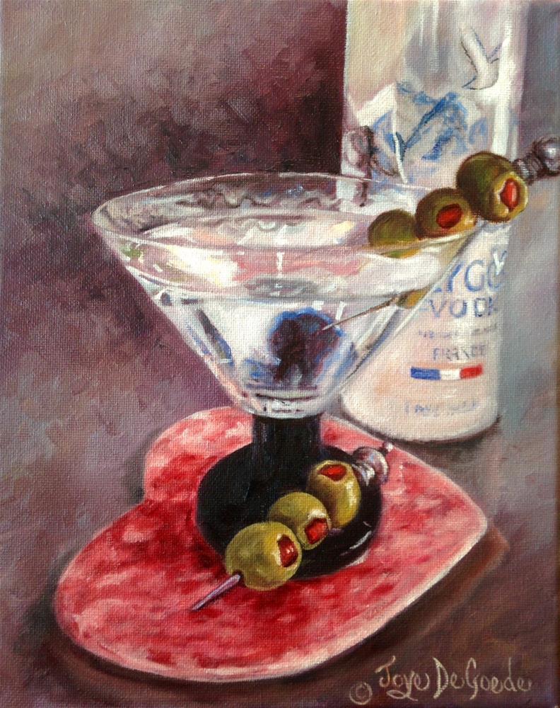 """""""Gray Day (c) by Joye DeGoede"""" original fine art by Joye DeGoede"""