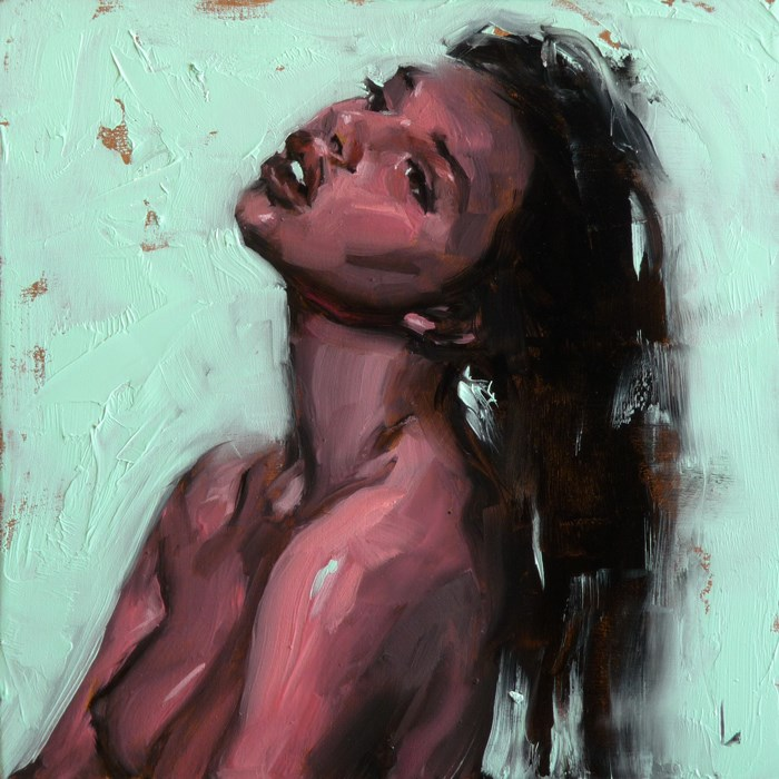 """Gravity"" original fine art by John Larriva"