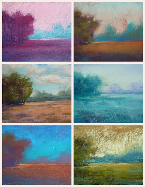 """Three Easy Steps to Improved Paintings"" original fine art by Karen Margulis"