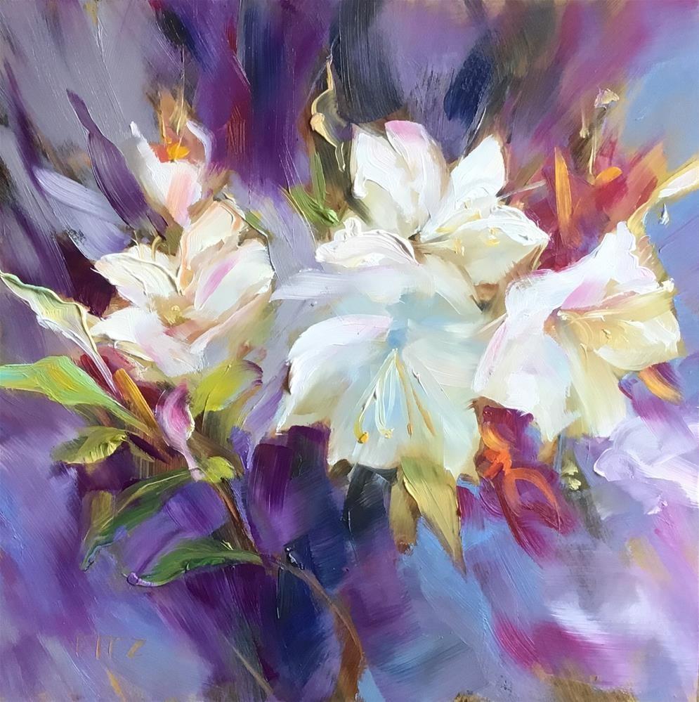 """untitled"" original fine art by Charlotte Fitzgerald"