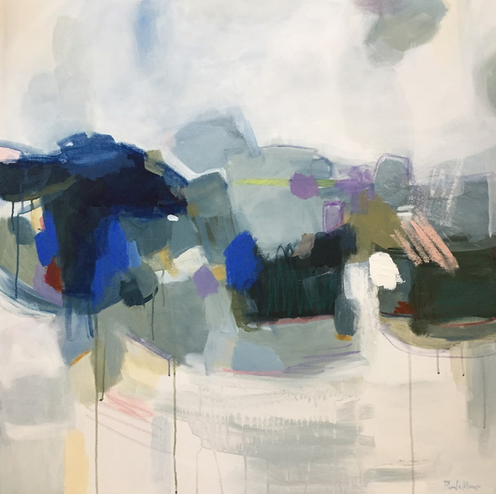 """Sightseeing"" original fine art by Pamela Munger"