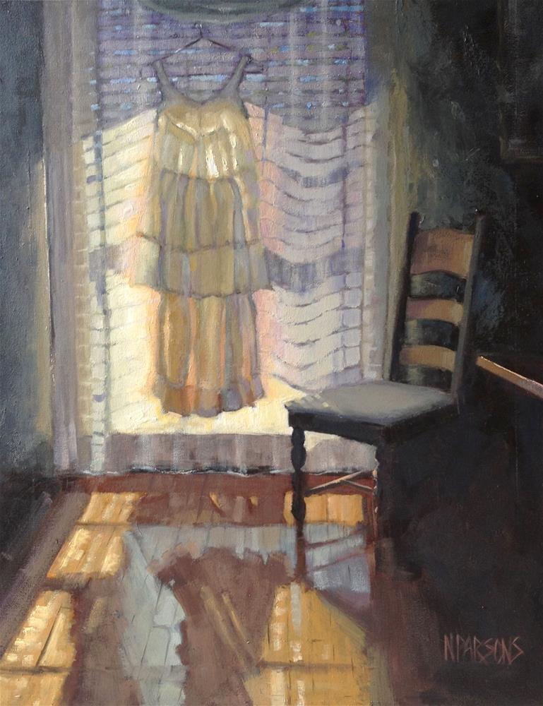 """Resurrection"" original fine art by Nancy Parsons"