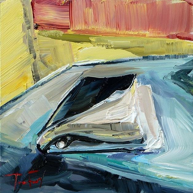 """sketchbook"" original fine art by Jurij Frey"