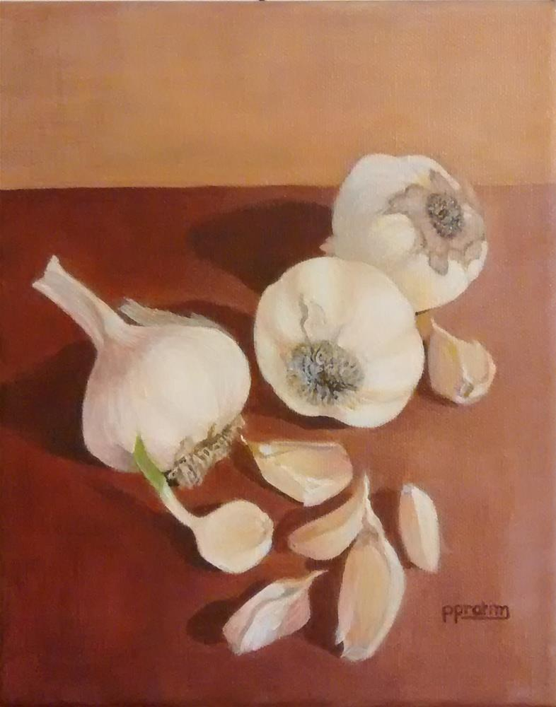 """stinky ones"" original fine art by Pratima Patel"