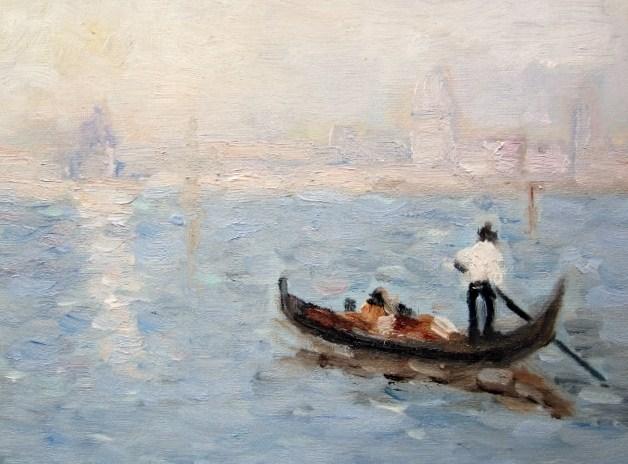 """A quick glance"" original fine art by Astrid Buchhammer"