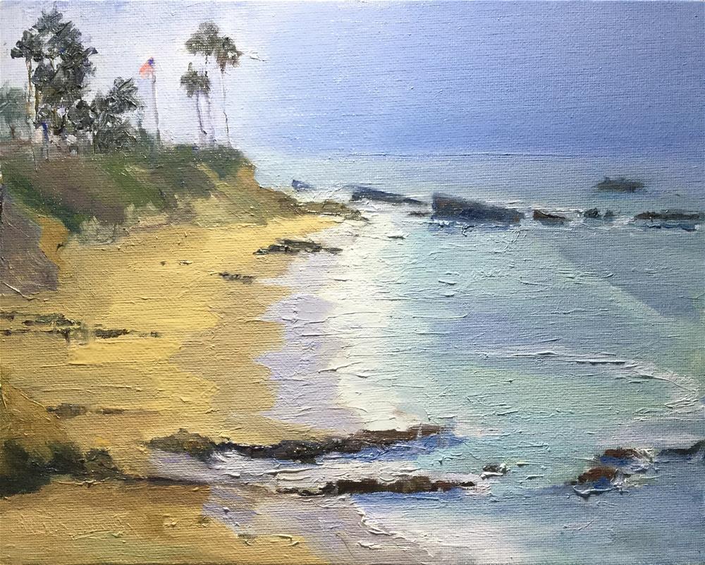 """Morning Overcast"" original fine art by Patricia Matranga"