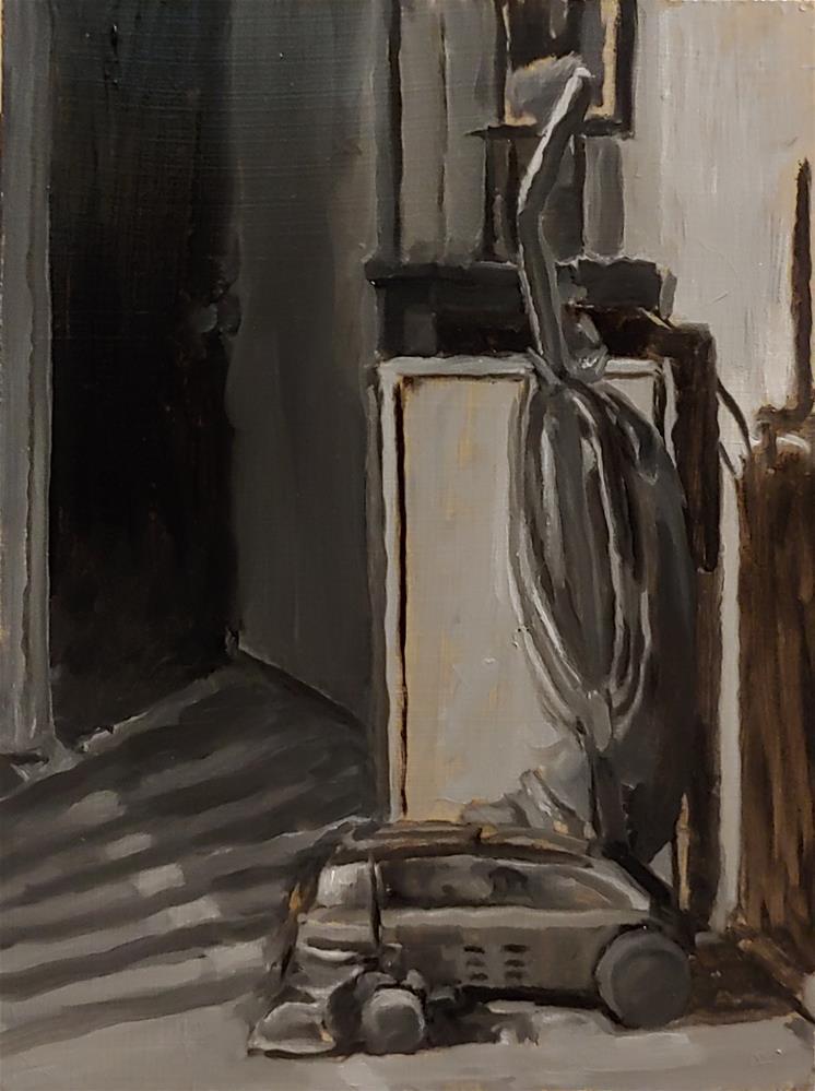 """Electrolux Study"" original fine art by Edward Watson"