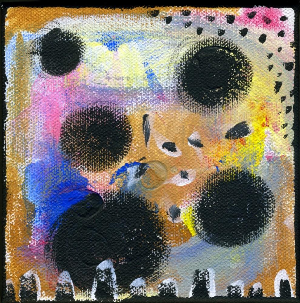 """Skyline"" original fine art by Kali Parsons"