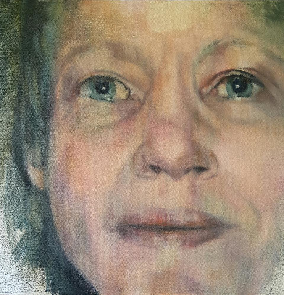 """Survivor"" original fine art by Rentia Coetzee"