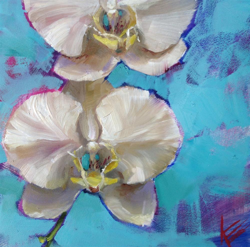 """Grace"" original fine art by Krista Eaton"
