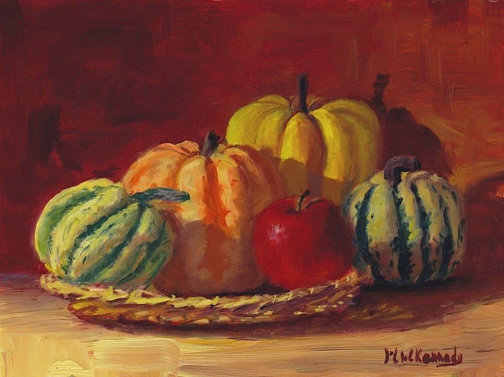 """Mostly Stripes"" original fine art by Michael Kennedy"