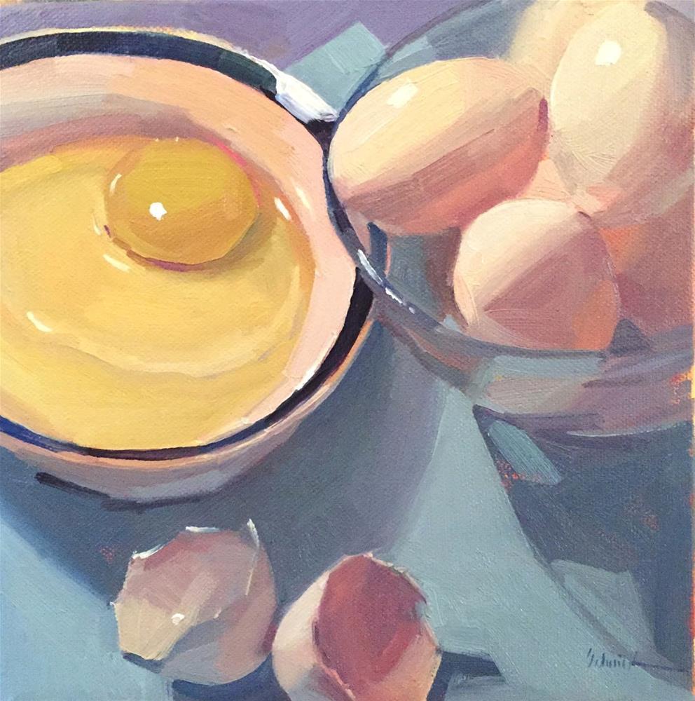 """Simply Cracked"" original fine art by Sarah Sedwick"
