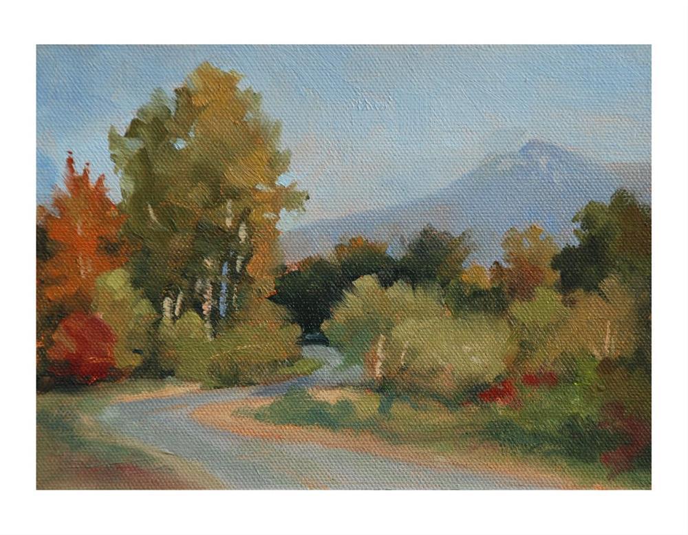 """Lowell Plein Air"" original fine art by Susan McManamen"