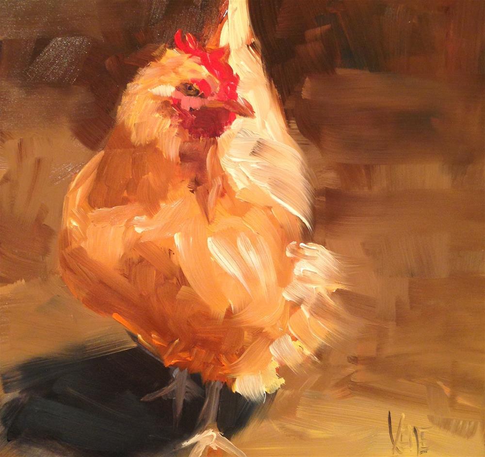 """""""#224 Maria Von Trapp"""" original fine art by Patty Voje"""