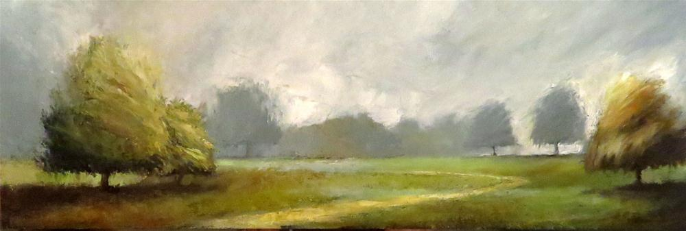"""After the Rain"" original fine art by Bob Kimball"