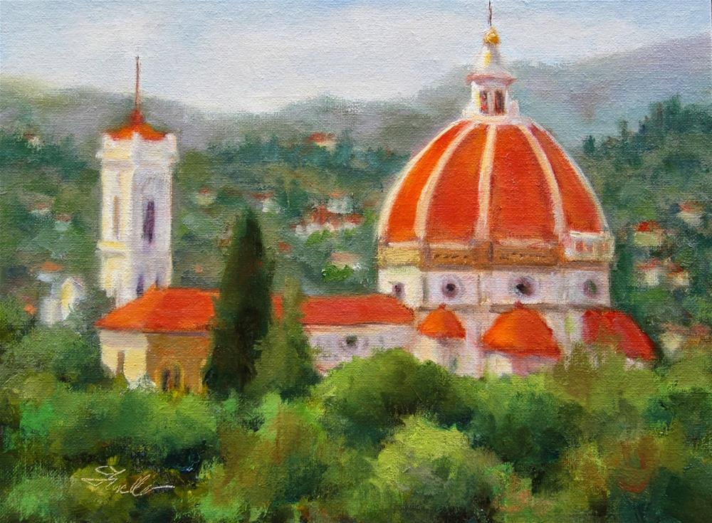 """Twenty Years of Painting!"" original fine art by Pat Fiorello"