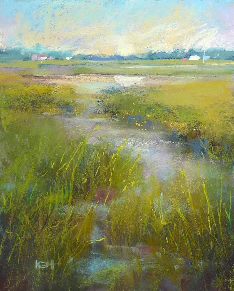 """""""How to Deal with a Common Foreground Challenge"""" original fine art by Karen Margulis"""