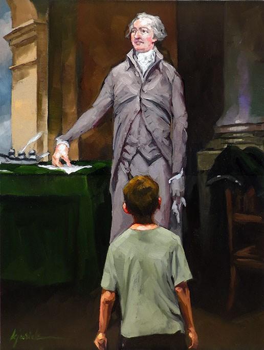 """Legacy"" original fine art by Karin Jurick"