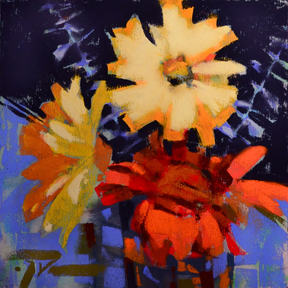 """Last Dance"" original fine art by Jennifer Evenhus"