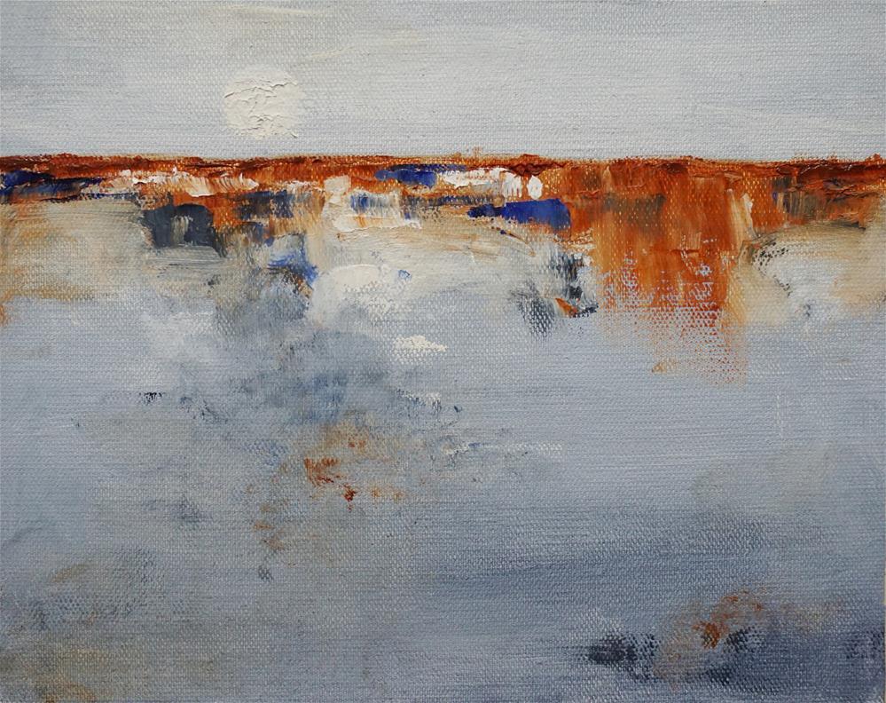 """""""Distance 3"""" original fine art by Catherine Van Berg"""