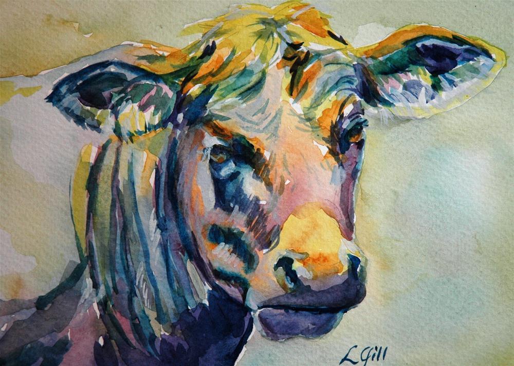 """30 in 30 - Day 29"" original fine art by Lyn Gill"