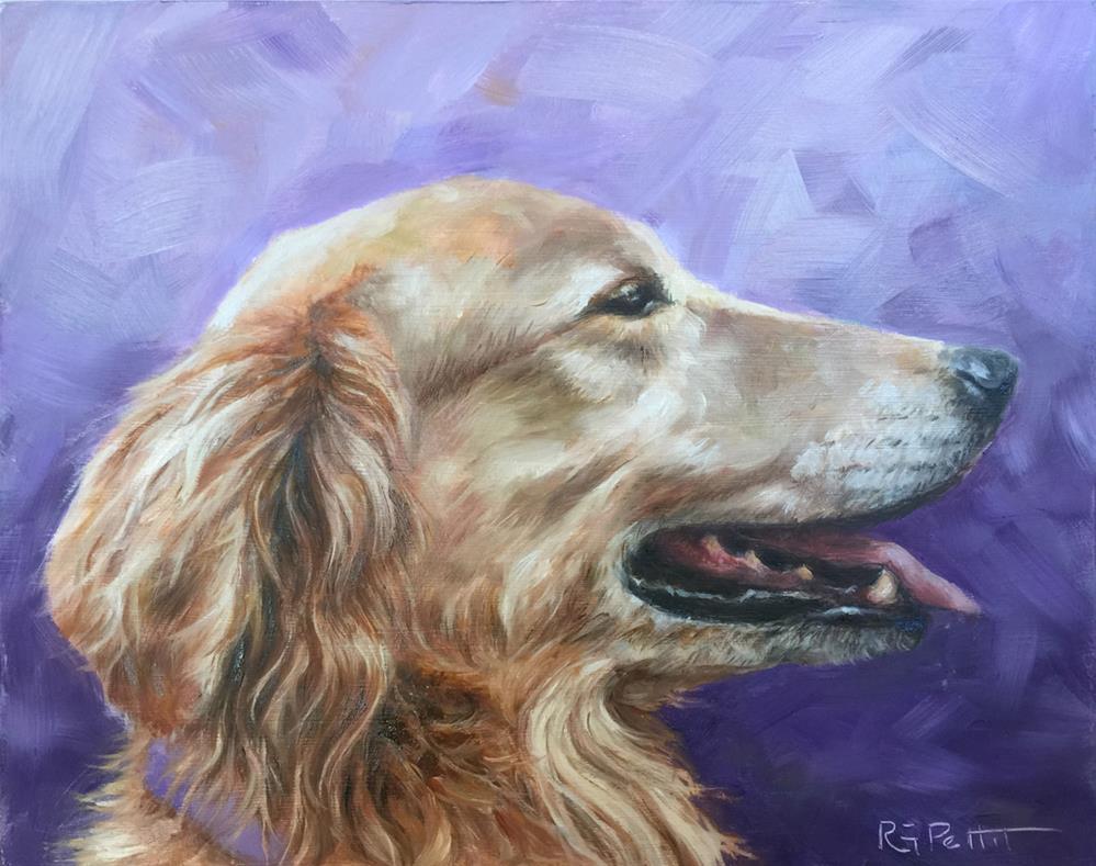 """""""Sophie"""" original fine art by Rhea  Groepper Pettit"""
