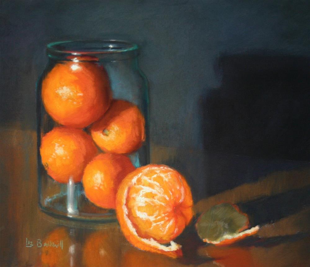 """Citrus Jarred"" original fine art by Liz Balkwill"